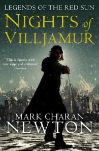 Nights of Villjamur mmpb